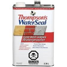 Thompson Water Seal Applied to your Swing