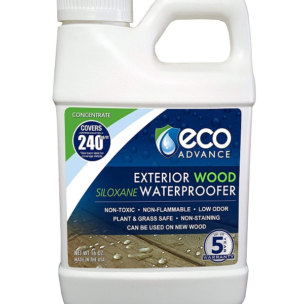 Eco Advance Waterproofer Applied to your Swing