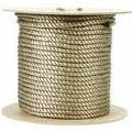 "Extra 3/4"" Synthetic Rope for Swing - Both Sides of the Swing are Included"
